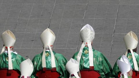Nuevos cardenales de la iglesia católica