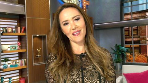 Tanya Charry habló del momento que pudo entrevistar y besar a Juan Gabriel
