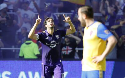 Kaká tuvo un regreso de ensueño con Orlando City SC ante C...