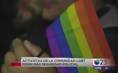 Protestas por ataques a homosexuals en Oak Lawn