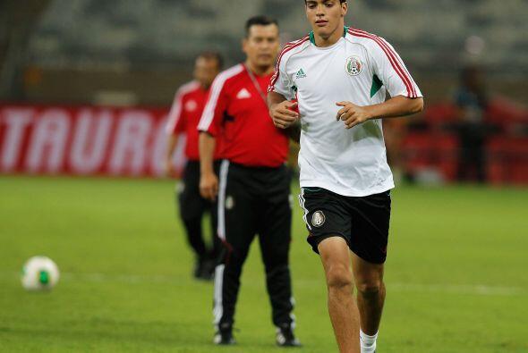 Raúl Jiménez (México): Este joven delantero es el &...