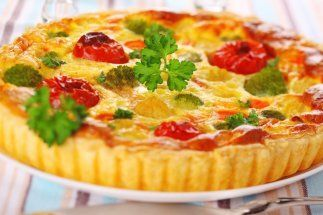 Quiche de verduras: Receta light y muy primaveral para deleitarse con lo...