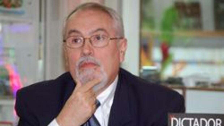 Ramón Guillermo Aveledo, abogado y doctor en Ciencias Políticas
