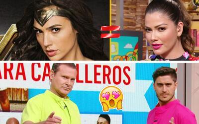 #DAEnUnMinuto: Ana Patricia se parece a la Mujer Maravilla, y Alan y Rod...