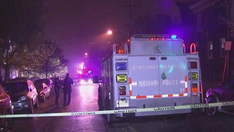 Al menos una persona muerta y tres heridas deja un tiroteo en Newark, Nu...