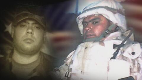 Con este mensaje se ordena la deportación de un veterano de guerra encar...
