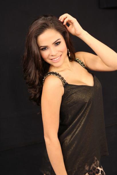 Gloricely Loug es una mexicana de 19 años que audicionó en la ciudad de...