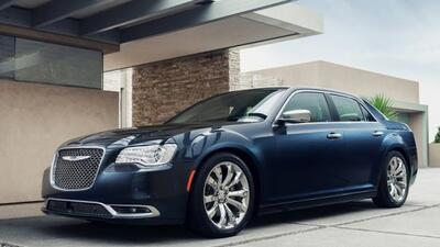 Las bajas ventas en el Reino Unido han obligado a FCA a retirar Chrysler...