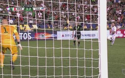 El golazo de Paul Aguilar para el triunfo de México en la Copa Concacaf