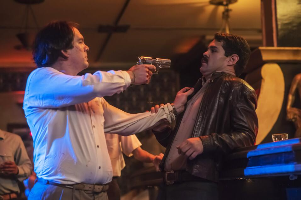 Mira cómo fue el estreno de la serie 'El Chapo', la vida sobre J...