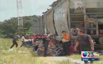 Niños migrantes, en un limbo migratorio