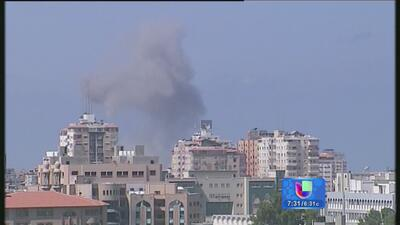Se terminó la calma en Gaza