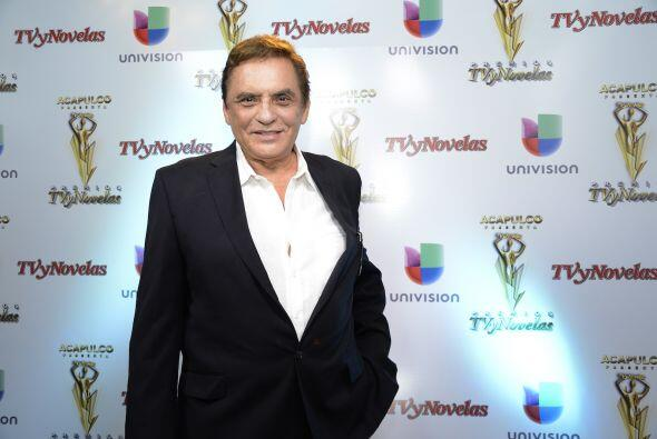 Manuel Ojeda es un actor con mucha trayectoria.