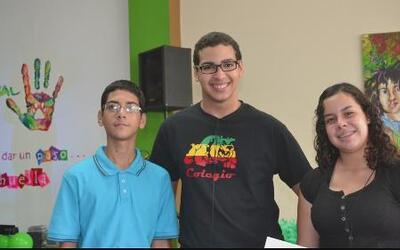 Celebran campamento de jóvenes emprendedores