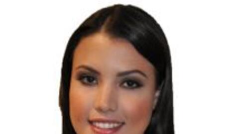 La periodista Kiarinna Parisi, reportera de Noticias 34 Atlanta.