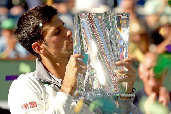 17.- El talento de Novak Djokovic logró recuadar en el último año 33,1 m...