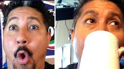 El Feo de LA 101.9 nos cuenta cuanto le gusta el café... ¿Cuántas tazas...