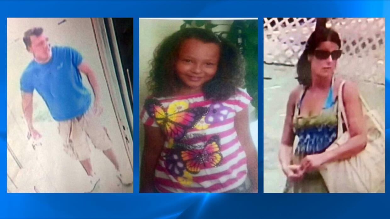 La policía de Miami y Ohio buscan a estas tres personas.  Michael Evans...
