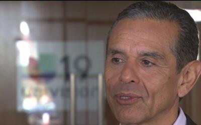 Antonio Villaraigosa, exalcalde de Los Ángeles, podría ser candidato a l...