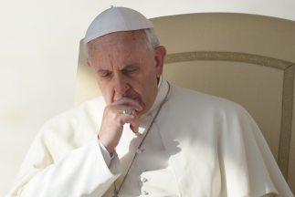 Francisco dijo a los capellanes que pidan a los presos con quienes habla...