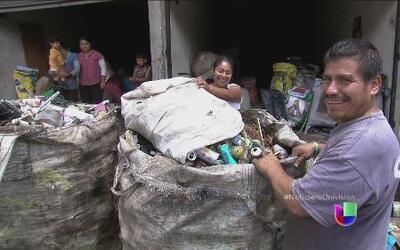Extrema pobreza y violencia, razones para emigrar