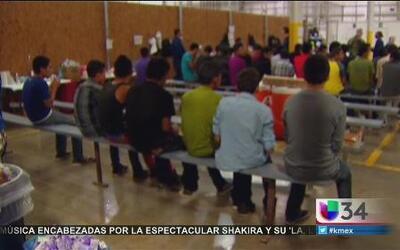 Iniciarán deportaciones de niños de la frontera