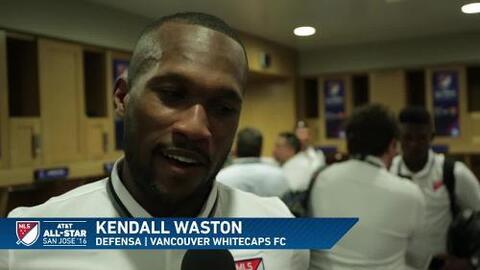 """Kendall Waston: """"Hemos representado bien a la MLS"""""""