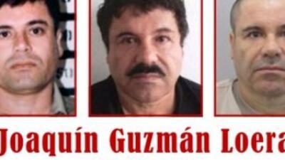 El cartel que difundió la DEA para la búsqueda de El Chapo.