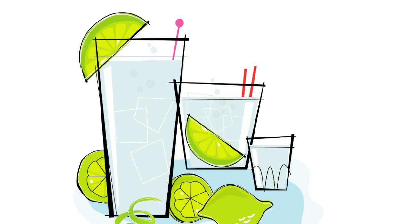 Cocteles con gin