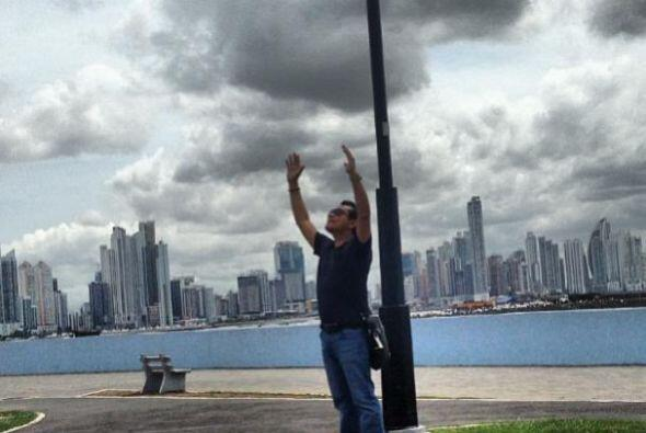 ¡Gracias Panamá!  Escucha El Show de Raúl Brindis po...