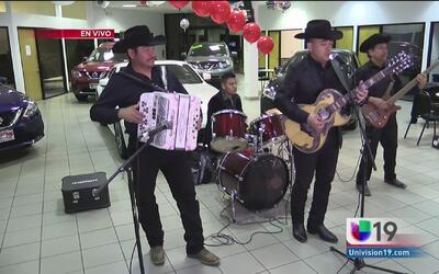 Vacaville celebra el Mes de la Hispanidad a ritmo de banda
