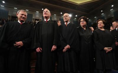 La decisión de la Corte Suprema no tiene precedentes.