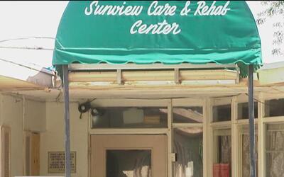Un inmueble donde operaba un centro geriátrico en San Antonio ha sido to...