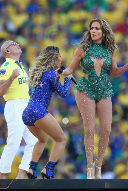 Los tres dieron un espectáculo sorprendente.Todo sobre el Mundial...