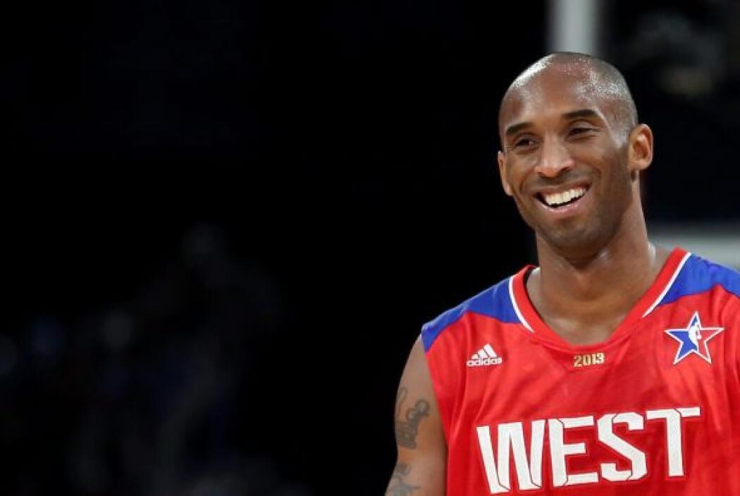 Kobe Bryant solo aportó nueve unidades pero su equipo acabó ganando.