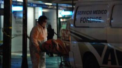 Las balaceras y ejecuciones siguen en el territorio mexicano, haciendo c...