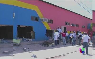 Videos indican que el incendio en una guardería donde murieron 49 niños...