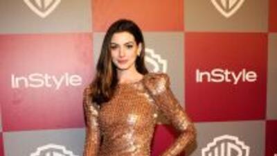 Anne Hathaway tuvo que perder dos tallas para la película Los Miserables.