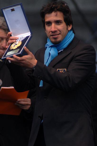 Desde su llegada al Cruzeiro confirmó su buen presente y se gan&o...