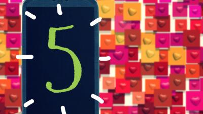 23 citas en Tinder: la quinta