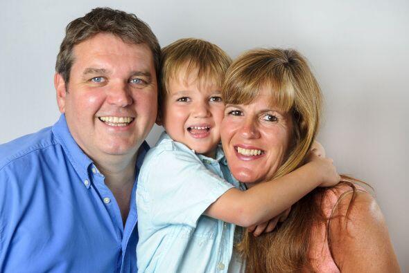 Charlie y su familia se han olvidado de los horribles episodios de su en...