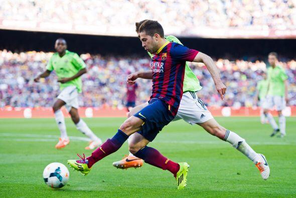 Alba fue un socio ideal para Andrés Iniesta y fue 'culpable' para...