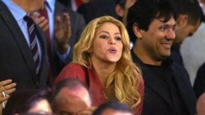 La cantante colombiana se ha declarado fan incondicional del deporte de...
