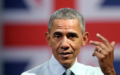 """Busca personas que no concuerden contigo"", Barack Obama"