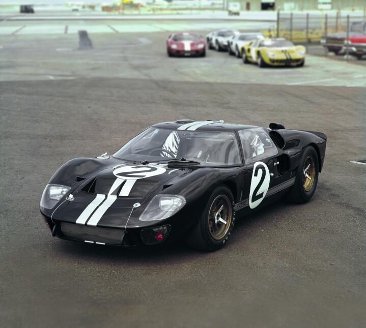Ford v. Ferrari: La enemistad que creó una leyenda 1966_Ford_GT_Mark_II.jpg