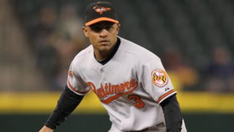 El venezolano Izturis fue fichado por los Orioles el 16 de diciembre de...