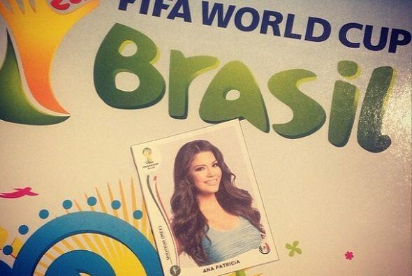 """Ya tengo mi libro de la #FifaWorldCup #Brasil2014 gracias por mi libro..."