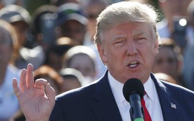 En Video: Donald Trump asegura que todos sus empleados tienen problemas...