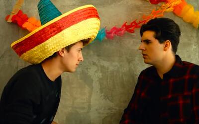 El mexicano Juanpa Zurita colabora con Christian Delgrosso en un video d...
