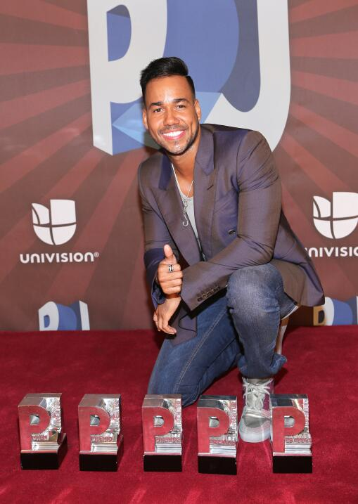 Romeo Santos estrena el video de 'Héroe Favorito' GettyImages-452306568.jpg